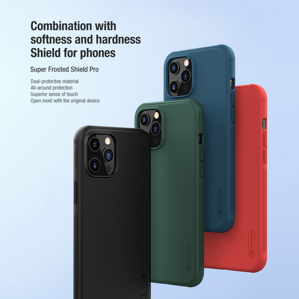 Frosted Shield Slide Cover Camera Protector Case For iPhone12 Pro Max