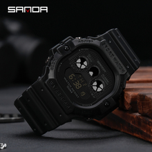 SANDA Fashion Explosions Men And Women Students Digital Sports Outdoor Military Field