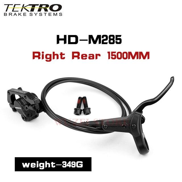 Details about  /Tektro HD-M275 EU Standard Mountain Bike Hydraulic Disc Brake System