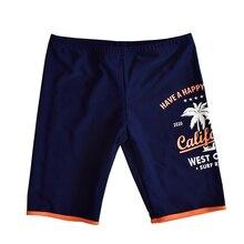 Swimming-Trunks Swimsuit Surf-Shorts Beach for Boys Quick-Dry Upf-50/Printed Children