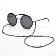 Metal Frame Retro Sunglasses For Women With Fashion Luxury Brand