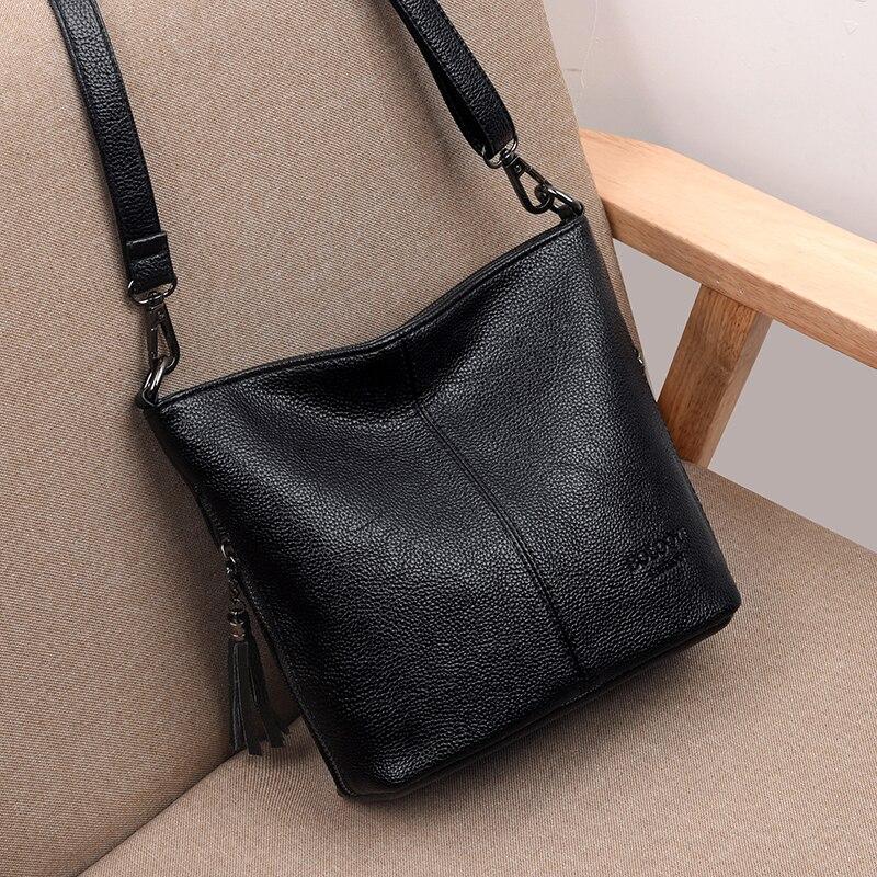 Beg tangan beg tangan wanita untuk beg tangan kulit mewah beg tangan - Beg tangan - Foto 3