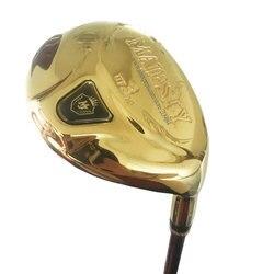 Nuevo Golf madera Maruman Majesty Golf híbridos 2/16 o 3/19 palos de Golf eje de grafito y cabezal de Golf coyute envío gratis