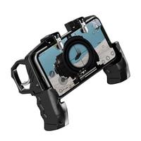 Mando de juego móvil para Pubg, disparador para la Paz Elite de disparo rápido, Joystick L1R1 para reglas de supervivencia para iPhone