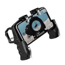 Pubg Handy-Spiel Controller Gamepad Shooter Trigger für Frieden Elite Schnelle Schießen L1R1 Joystick Für Regeln Von Überleben für iPhone