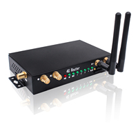 Support GPS high speed CAT4 R350 Series GPS Dual sim LTE bus WI-FI 4G router for Vehicle