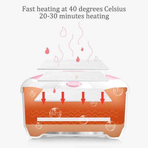 mais quente calor para bebe caixa de aquecimento domestico
