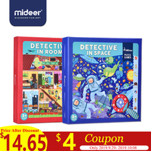 MiDeer 42pcs Puzzles Jigsaw Puzzle Educational Toys Box Paper Learning for Children  > 3 Years Old