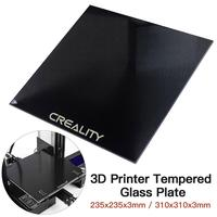 3D Printer Tempered Glass Heated Bed Build Surface For Ender 3/Ender 3 Pro/Ender 3X/Ender 5/CR 10/CR 10S/CR 20/CR 20 Pro Printer