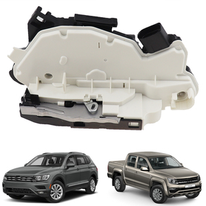 Image 1 - 5N1837015A 좌석 용 정장 Ibiza VW Amarok Tiguan Lavida Passat CC Skoda Fabia 탁월한 도어 잠금 액추에이터 래치 중앙 메커니즘