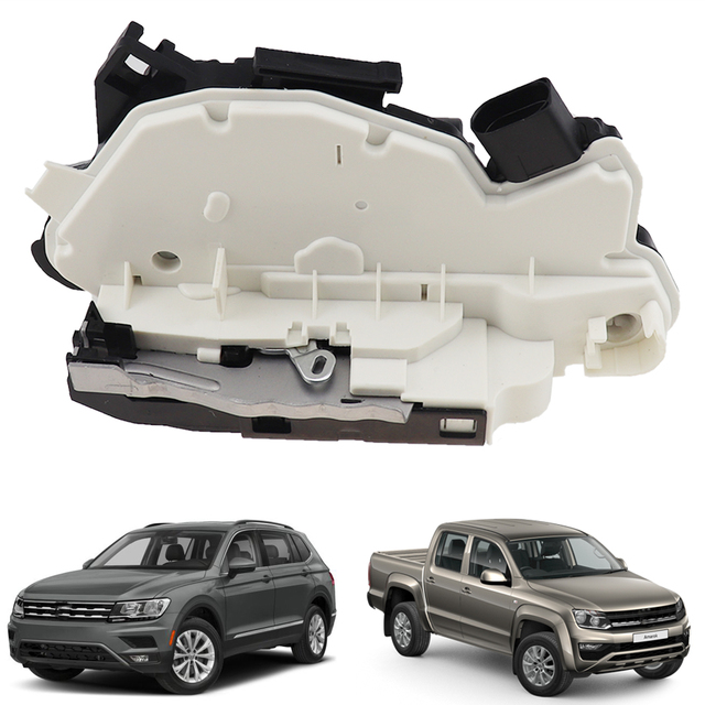 5N1837015A 좌석 용 정장 Ibiza VW Amarok Tiguan Lavida Passat CC Skoda Fabia 탁월한 도어 잠금 액추에이터 래치 중앙 메커니즘