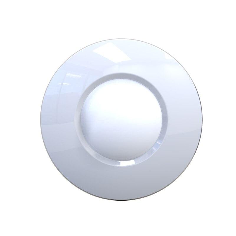 Meian Wired Indoor Ceiling PIR Sensor Wired PIR Detector 360 Degree Detection Ceiling Motion Sensor For Anti-burglar Thief