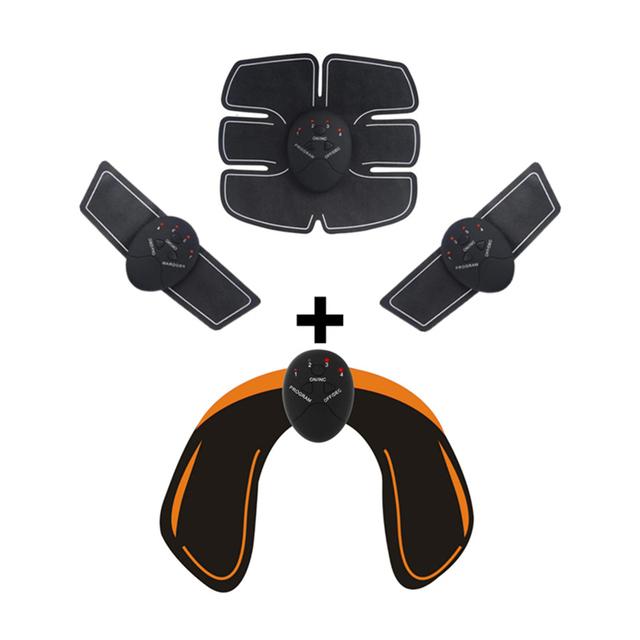 Electric Muscle Trainer 2/4/6/8 pcs Set