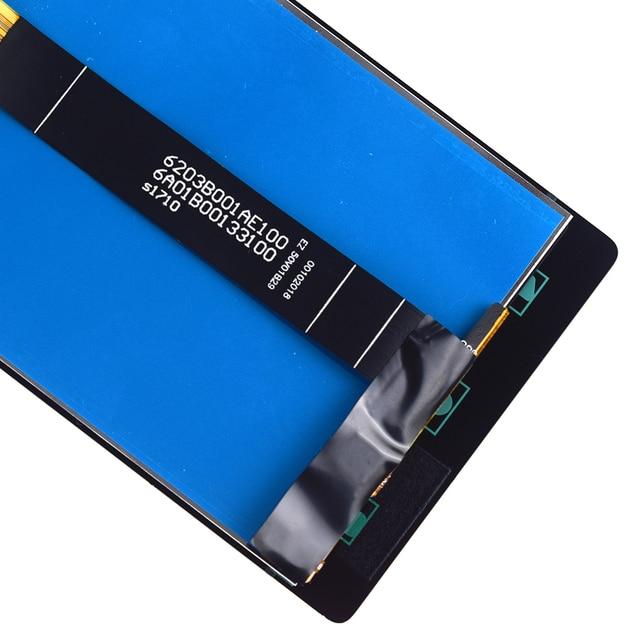 LCD para Nokia 3 N3 TA-1020 TA-1028 TA-1032 TA-1038 Digitalizador de pantalla táctil Sensor + Panel de pantalla LCD MÓDULO DE PANTALLA DE LA ASAMBLEA