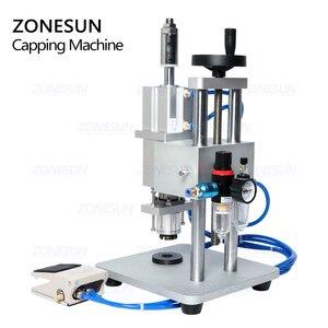 Image 5 - ZONESUN машина для укупорки полости рта, жидкость для пенициллина, антибиотик, впрыска в бутылки, алюминиевый пластиковый флакон, щипцы