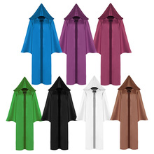 Halloween Cloaks Death Cosplay Costume Medieval COS Clothing Cloak Halloween Costume for Adults Children Medieval Cloak doctor strange cloak cosplay costume dr strange steve red cloaks magic robe halloween party long cape