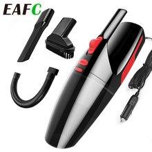 Aspirador de mano portátil e inalámbrico para coche, 120W, doble uso, en húmedo/seco