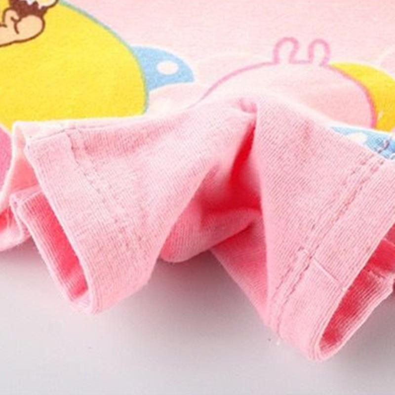 4Pcs/Lot Cartoon Underpants Baby Boxer Kids Underwear Cotton Panties Calcinhas Infantis 2-10Y 5