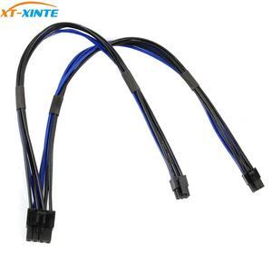 Dual Mini PCI-E 6Pin 6P to Sta