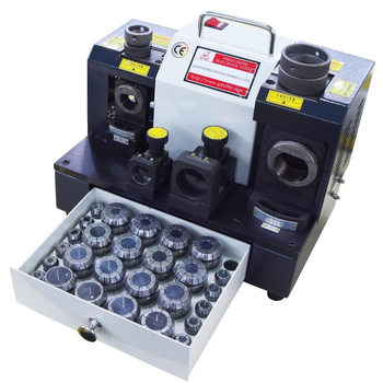 left drill grinding machine left drill backdrill sharpener bai gang tungsten steel small drill grinding machine grinding wheel Big Drill Grinder High Speed Alloy Drill Grinding Tools Profession Twist Drill Grinding Equipment Steel Drill Sharpening Machine