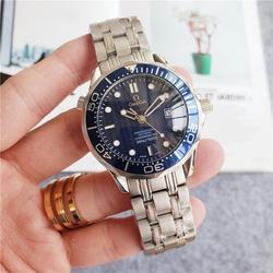 Топ бренд Роскошные автоматические механические часы мужские часы керамика сапфир светящийся календарь механические часы 007 98