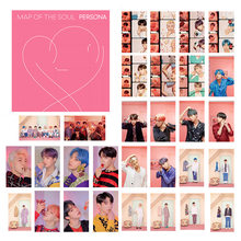 30pcs/Set Kpop Bangtan Boys Map Of The Soul Persona Love Yourself Wings Yong Forever LOMO Card Photocard JIMIN JIN SUGA J-HOPE(China)