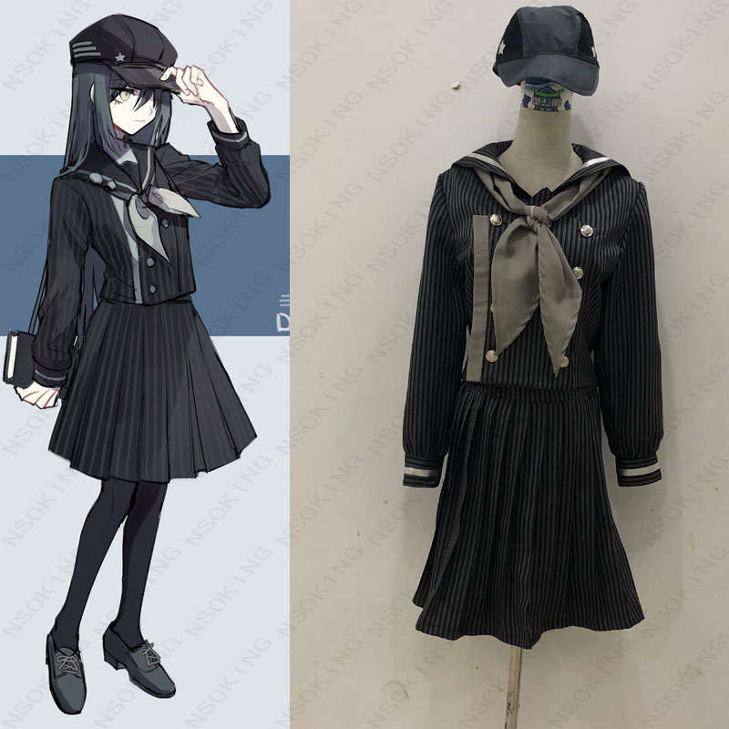 Anime Danganronpa V3 Saihara Shuichi Cosplay Dangan ronpa Costume custom-made