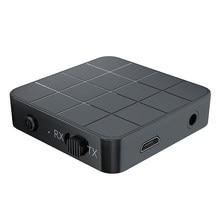 KN321 KN330 Bluetooth adaptateur AUX sans fil Audio Dongle 2 en 1 Portable 3.5mm extérieur personnel voiture pièces décoration