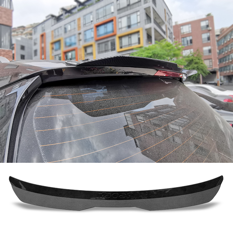 Roof Spoiler Type DGS Rear Trunk Wing ABS material Refit Accessories For BMW X5 E70 2008-2015 image