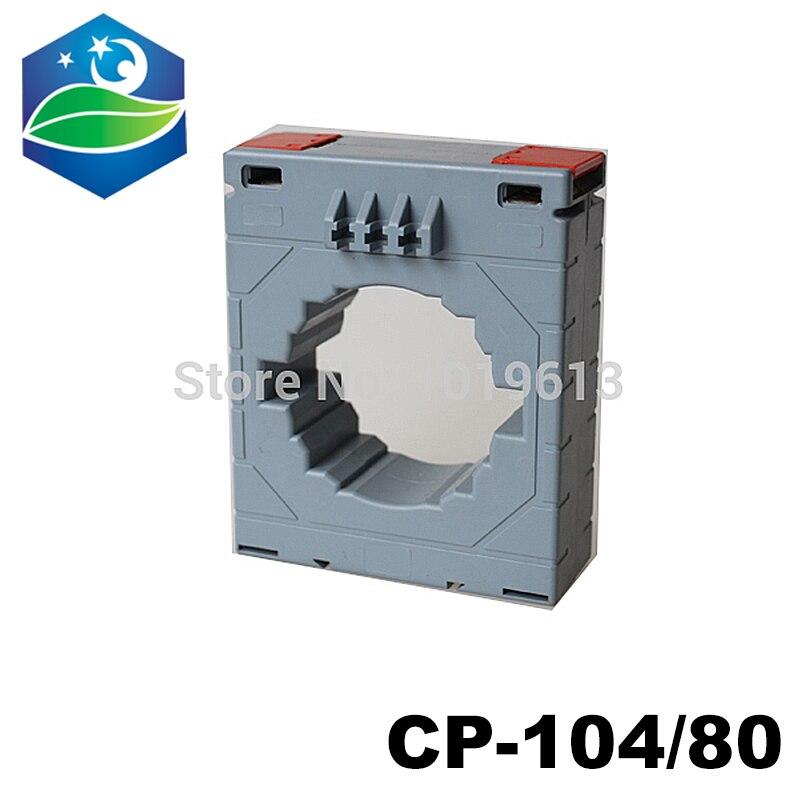 Однофазный низковольтный Ct 1000/5a трансформатор тока CP-104/80