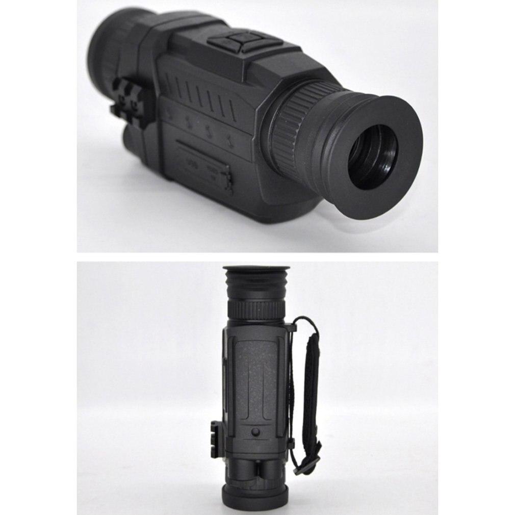 Câmera Digital Infravermelho 200M Gama de Caça