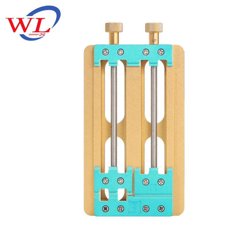 WL Factory Store Mobile Phone Soldering Repair Tool Motherboard PCB Holder Jig Fixture With IC Location for iPhone PCB Repair image