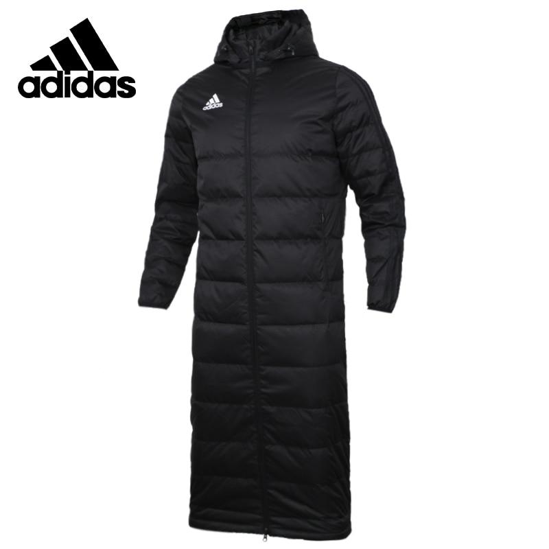 Original Adidas RIRO17 WINTCOAT Mens Black Coat Hiking Outdoors Down Sportswear BS0056