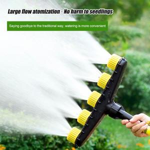 Agriculture Atomizer Nozzles Garden Lawn Water Sprinklers Irrigation Spray Adjustable the Size Nozzle Tool