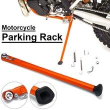 Off Road Motorrad Parkplatz Rack Side Kick Ständer Kick & Frühling für KTM HUSABERG für HUSQVARNA 150 250 300 350 400 450 500 5
