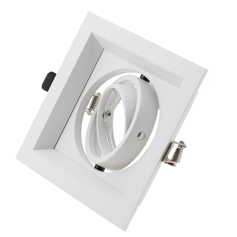 Frրտահարված սպիտակ լուսավորող - Լուսավորության պարագաներ - Լուսանկար 1