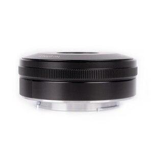 Image 5 - 7 Ambachtslieden 35Mm F5.6 Lens Full Frame 2ED Licht Gewicht Ultra Dunne Mf Pan Focus Camera Lens Voor leica L Sony E Nikon Z Mount Camera