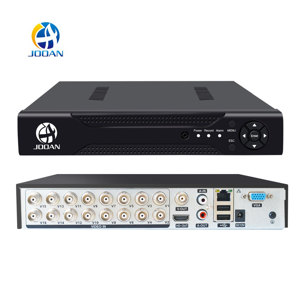 JOOAN  16CH CCTV DVR H.264 HD-OUT P2P Cloud Video Recorder Home Surveillance Security CCTV Digital With ONVIF