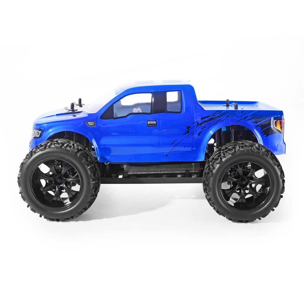 Image 2 - HSP RC Car 1/10 Scale 4wd Off Road Monster Truck 94111 Electric Power 4x4 vehicle Toys High Speed Hobby Remote Control CarRC Cars   -