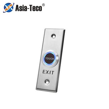 304 przycisk wyjścia ze stali nierdzewnej nowy przycisk wyjścia dotykowego przełącznik kontroli dostępu kontrola dostępu do drzwi zestaw do organizacji tanie i dobre opinie LUCKING DOOR CN (pochodzenie) 115*40*30mm ST40