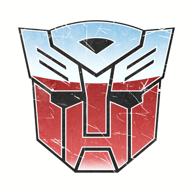 Full Colour 3D Transformers Smashed Wall Art Sticker Decal Mural Transfer 2