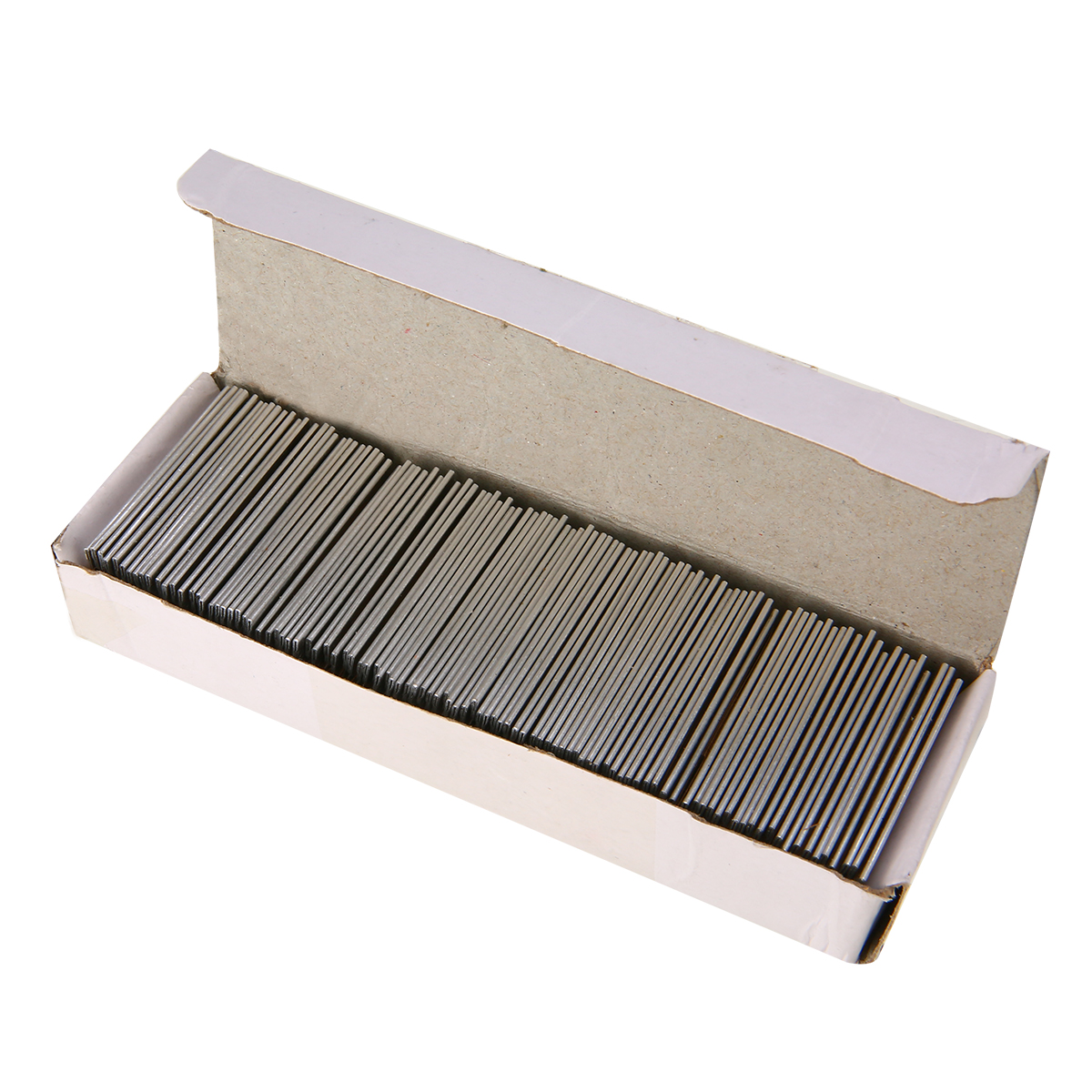 100pcs Blades Safety Razor Carbon Steel Single Edge Scraper  Glass Cleaner Replacement For Fish Tank Glass Window 0.2mm Thick