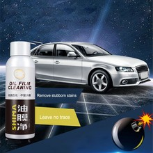 100ML Car Windshield Oil Film Cleaning Glass Cleaner Decontamination Car-styling Agent Remove
