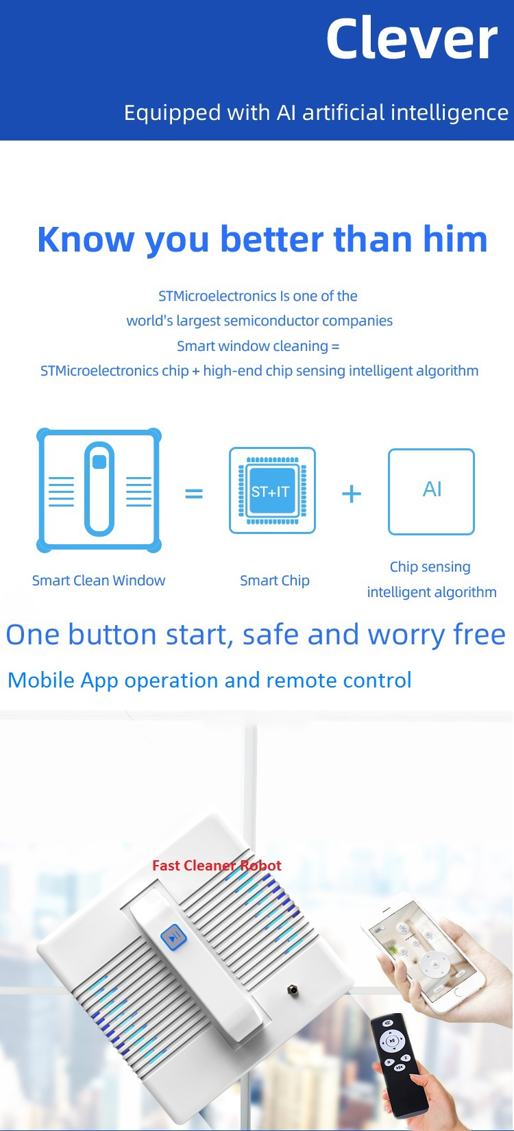 App Control Robot Window Cleaner and High-Altitude Window Cleaning Robot with Path Planning 21