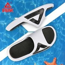 PEAK TAICHI Slipper Men Non-slip Elasticity Wear Beach Outdoor Sandals Lightweight EVA Midsole Summer Slippers