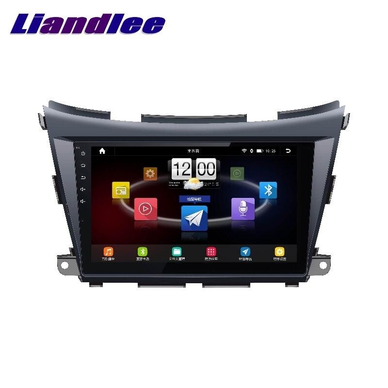 Pour Nissan Murano Z52 2015 ~ 2017 LiisLee voiture multimédia TV DVD GPS Audio Hi-Fi Radio stéréo Style Original Navigation NAVI