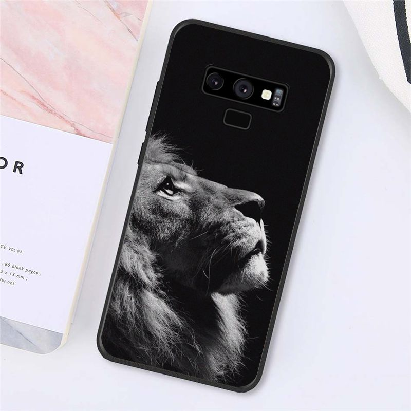 Animals The Lion Phone Case For Samsung Galaxy A50 A70 A20 A30 Note9 8 Note7 Note10 Pro