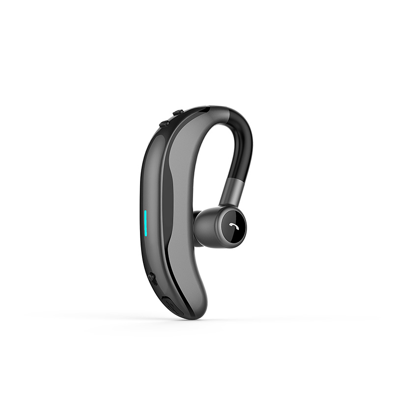 Wireless Earbud Ear Hook Bluetooth Earphone Headset Handsfree Headphone Mini Drive Earphones with Microphone