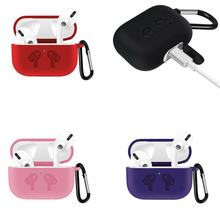Wireless Earphone Case For Apple AirPods Pro Case Silicone Headphone Case for Air pods Pro 3 Cover