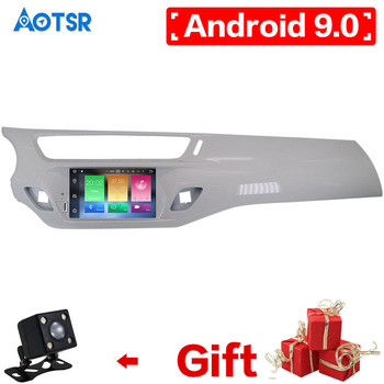 AOTSR IPS Android 9.0 Car DVD Stereo Player GPS Glonass Navigation Multimedia for Citroen C3 DS3 2010 2013 2014 2016 Auto Radio